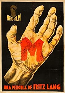 M 1931 Amazon.com: M Fritz Lang 1931 Movie Poster #01 25x36in: Prints ...