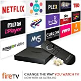 from Amazon Amazon Fire TV with 4K Ultra HD Model DV83YW