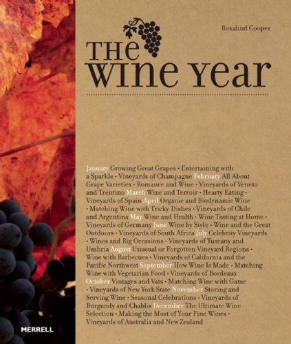 The Wine Year by Rosalind Cooper