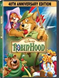 Robin Hood: 40th Anniversary Edition (Bilingual)