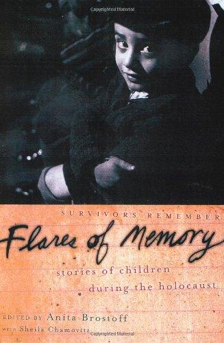 Fackeln Speicher: Geschichten der Kindheit während des Holocaust Überlebenden erinnern