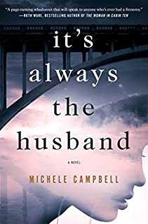 Book Cover: It's Always the Husband