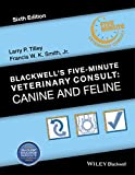 img - for Blackwell's Five-Minute Veterinary Consult: Canine and Feline book / textbook / text book