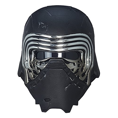 Star Wars The Black Series Kylo Ren Voice Changer Helmet