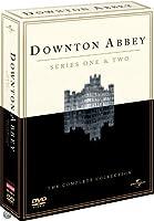 Downton Abbey - Coffret Saisons 1 et 2 (8 DVD inclus Bonus DVD) (Import Langue Francaise)