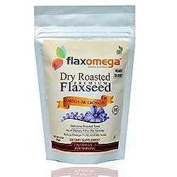 R R Agro Foods Flaxomega Dry Roasted Premium Flax seeds (ALSI)