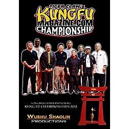 Kung Fu Championships Long Beach 2012
