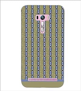 PrintDhaba Pattern D-1590 Back Case Cover for ASUS ZENFONE SELFIE ZD551KL (Multi-Coloured)