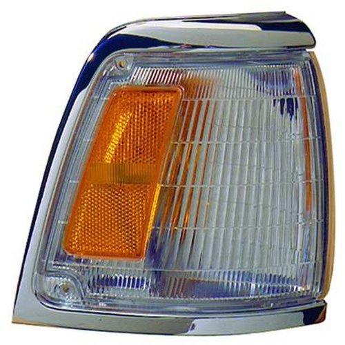 Depo 312-1516R-AS1 Toyota Pickup Passenger Side Replacement Parking/Corner Light Assembly Style: Passenger Side (RH)