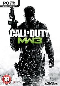 Call of Duty: Modern Warfare 3 (PC DVD)