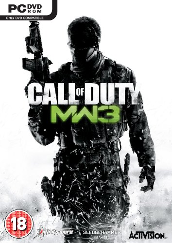 Call of Duty: Modern Warfare 3  [Edizione: Regno Unito]