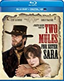 Two Mules For  Sister Sara / Sierra torride (Bilingual) [Blu-ray + Digital HD + UltraViolet]