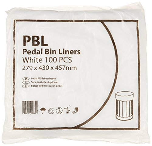 q-connect-pedal-bin-liner-white-pack-of-1000