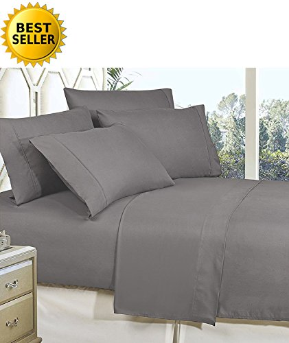 Mattrest--1500-Thread-Count-Egyptian-Quality-Super-Soft-Wrinkle-Free-Sheet-Set-and-Pillowcases-Available-Great-Deal-All-Size-and-Many-Colors
