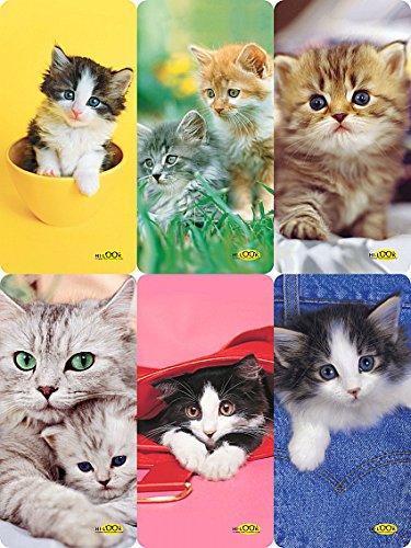 все цены на Hi-Look Inc. HL246CAT1 Cat Microfiber Pad Assortment