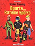 img - for Sticker Dressing Sports & Extreme Sports (Usborne Sticker Dressing) book / textbook / text book