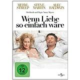 """Wenn Liebe so einfach w�revon """"Meryl Streep"""""""
