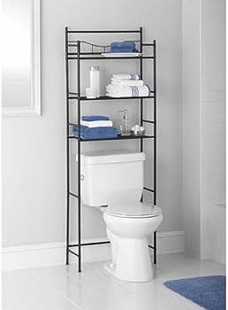 Mainstays 3-Shelf Bathroom Space Saver