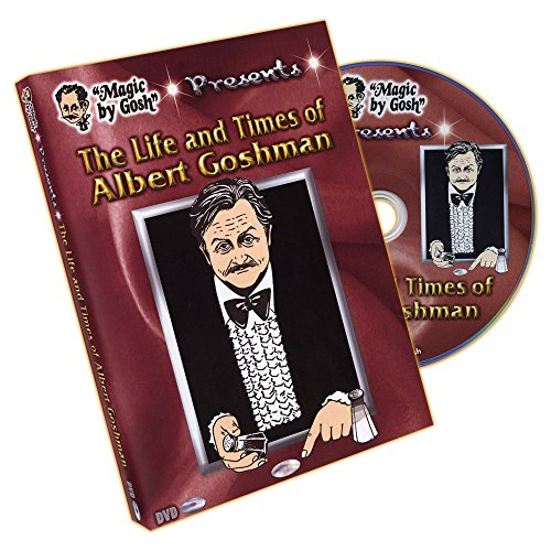 MMS The Life and Times of Albert Goshman by Magic by Gosh DVD
