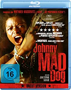 Johnny Mad Dog  (OmU) - Uncut Version [Blu-ray]