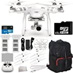 DJI Phantom 3 Advanced Quadcopter Dro...