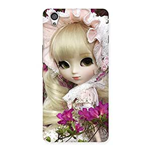 Delighted Looks Of Angel Doll Multicolor Back Case Cover for OnePlus X