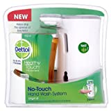 Dettol Anti-Bacterial Original No-Touch Hand Wash System Limited Edition