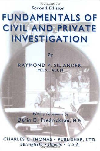 Fundamentals Of Civil And Private Investigation