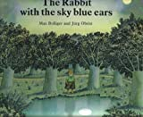 img - for The Rabbit with the Sky Blue Ears book / textbook / text book