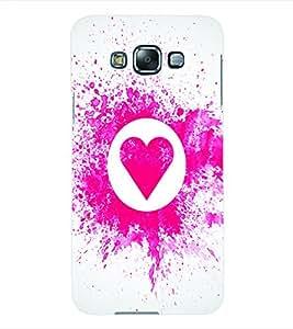 ColourCraft Valentine Love Back Case Cover for SAMSUNG GALAXY GRAND MAX G720