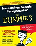 img - for Small Business Financial Management Kit For Dummies by Tage C. Tracy Published by For Dummies PAP/CDR edition (2007) Paperback book / textbook / text book
