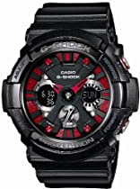 Casio G-SHOCK Metallic Colors Series GA-200SH-1AJF (Japan Import)