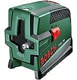 Bosch Niveau laser en croix PCL 20 avec support mural 0603008200