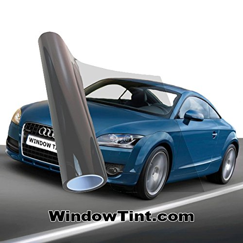 Pro High Performance 70% VLT Auto Window Tinting Film 40 Inch Wide x 10 Feet Long Roll (70 Vlt Window Tint compare prices)