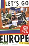 Let's Go 2008 Europe