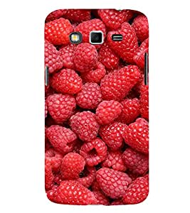 ASSORTED STRAWBERRIES PIC 3D Hard Polycarbonate Designer Back Case Cover for Samsung Galaxy Grand 2 G7102 :: Samsung Galaxy Grand 2 G7106