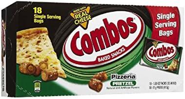 Pizzaria Pretzel Combo39s Peg Bag - 18 oz Bag - 18 ct