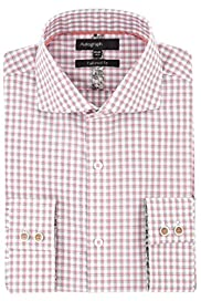 Autograph Supima� Pure Cotton Shadow Checked Shirt [T11-0661A-S]