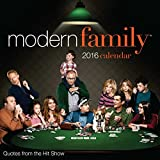 Modern Family 2016 Day-to-Day Calendar