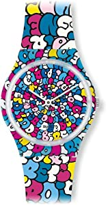 kidrobot for Swatch GE232 - Orologio unisex