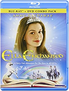 Ella Enchanted [Blu-ray]