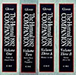 The Hymnal 1982 Companion (4 volume set)