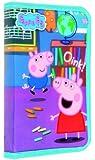 Peppa Pig - Maletín dibujo mini, 21 x 14 cm (Fantasy Store PP0006/5002)