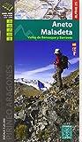 Aneto Maladeta. Mapa Y Guía Alpina 1:25000 (Mapa Y Guia Excursionista)