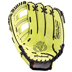 Buy Markwort Hi-VIS P.E. 12.5 Inch Baseball Glove for Right Hand Thrower by Markwort