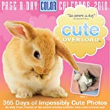 Cute Overload Page-A-Day Calendar 2010by Meg Frost