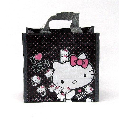 """Sanrio Hello Kitty Design Eco-Friendly Lunch Bag (Sizes: W7""""Xh7""""Xd3.5"""")"""