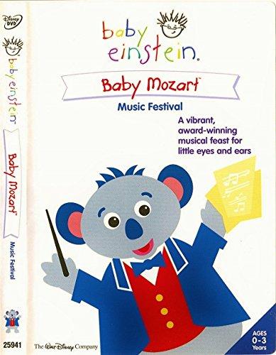 """BRAND NEW Baby Einstein """"Baby Mozart"""" Music Festival - DVD ..."""
