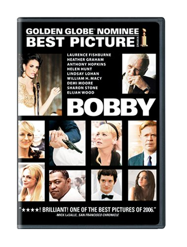 Cover art for  Bobby (Widescreen Edtion)