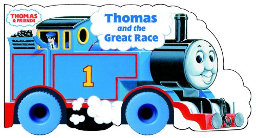 Thomas And The Great Race (Thomas & Friends) front-884223